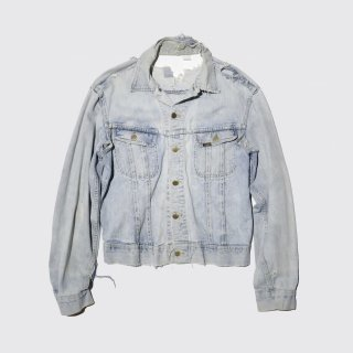vintage lee broken trucker jacket