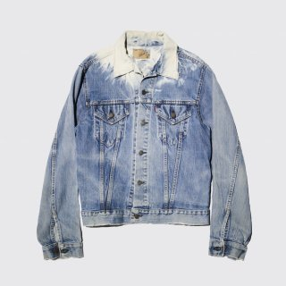 vintage levi's breach and crash trucker jacket