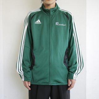 old adidas riverbend track jacket