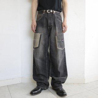old phat farm buggy denim pants
