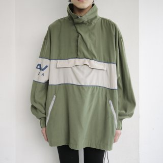 old old navy loose anorak