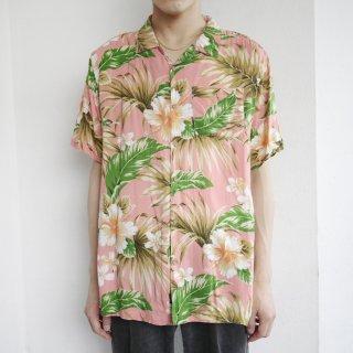 [50%OFF]old rayon aloha shirt