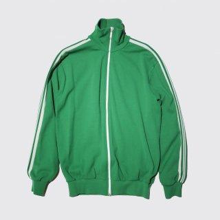 vintage grasshopper jersey track jacket