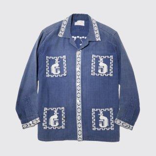 vintage guatemala jacket