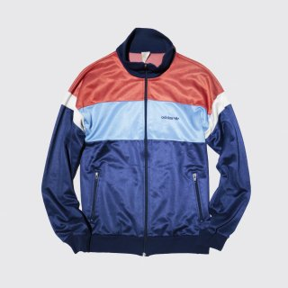 vintage adidas tricolore track jacket
