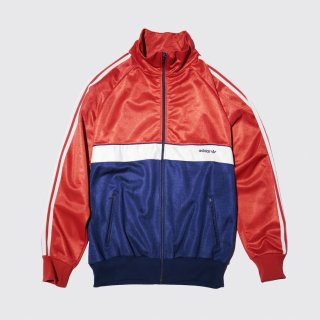 vintage west germany adidas jersey track jacket