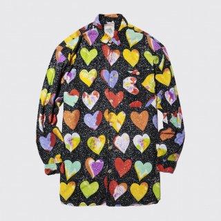 vintage love cotton l/s shirt