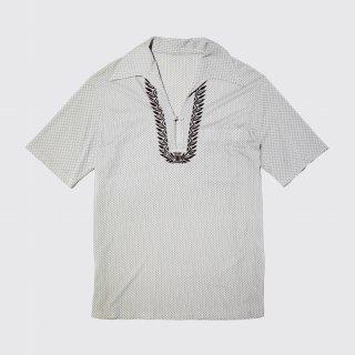 vintage poly skipper h/s shirt