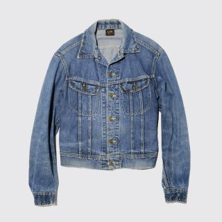 vintage lee 101j studs custom trucker jacket