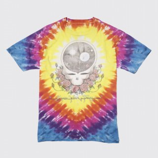 90's grateful dead space your face tee