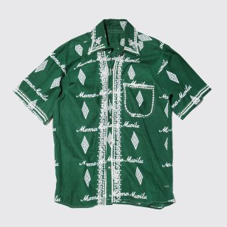 vintage broiderie h/s shirt