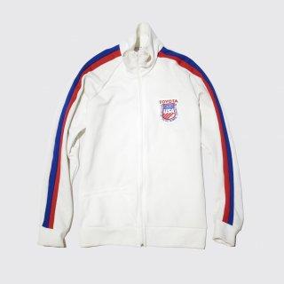 vintage olympic jersey track jacket