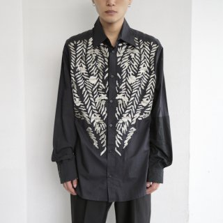 old roberto cavalli broiderie shirt by ittierre s.p.a