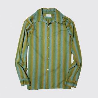 vintage brent shadow stripe box shirt