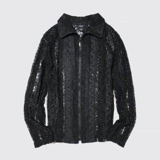 vintage lace track jacket