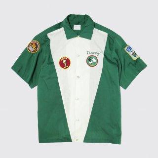 vintage custom bowling shirt