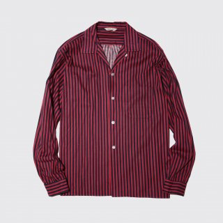 vintage stripe o/p shirt