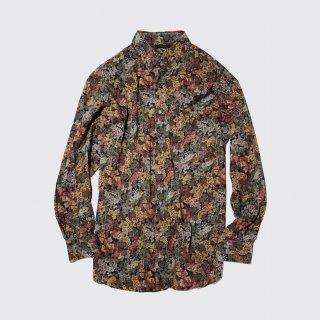 vintage botanical shirt