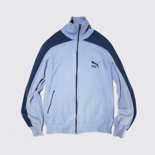 vintage puma jersey track jacket