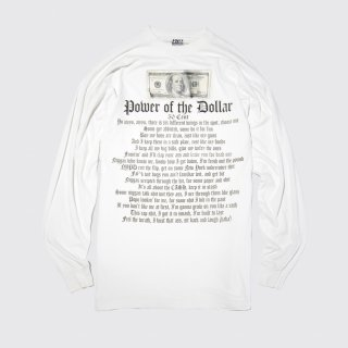 early00's 50cent power of dollar l/s tee , body-pro champ 4xl tall