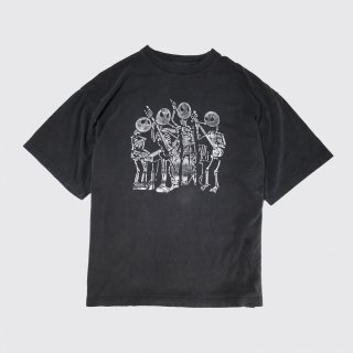 old the nightmare before christmas tee