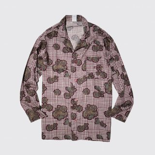 vintage fila sleeper shirt