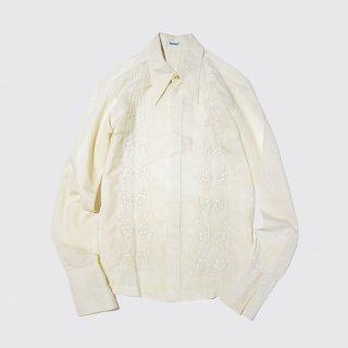 vintage broiderie shirt