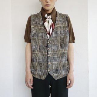 old nautica knit gillet vest