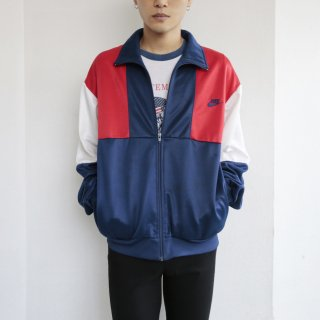 old nike jersey track jacket