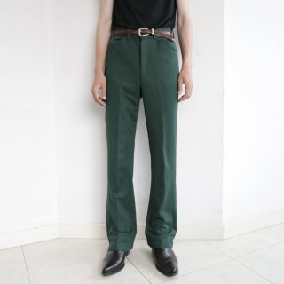 vintage sears poly trousers