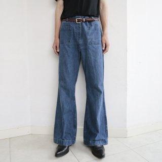 vintage usn marine flare jeans
