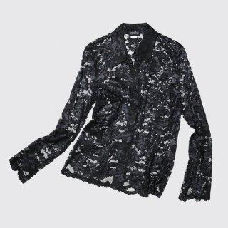 vintage full lace shirt