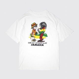 90's jamaica message tee