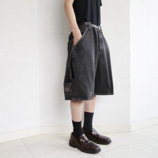 old marithe + francois girbaud pinter denim shorts