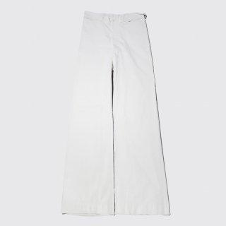 vintage usn sailor flare trousers