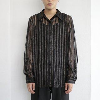 old combi sheer shirt