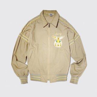 vintage freemason shrine club jacket