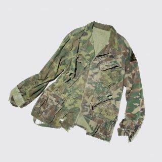 vintage usamy broken tropical jacket
