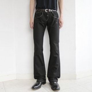 old marithe + francois girbaud flare jeans