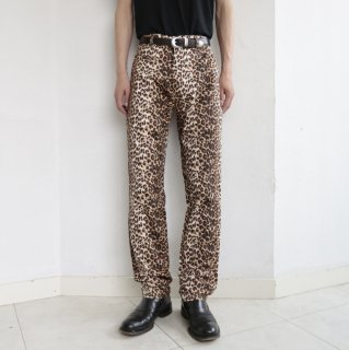 old leopard trousers