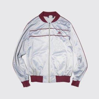 vintage le coq sportif jersey track jacket