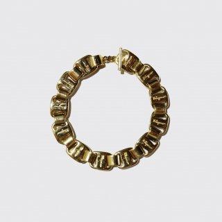 old ferragamo metal bracelet