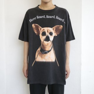 90's taco bell chihuahua tee , body-changes