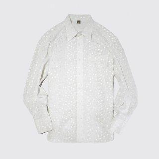 vintage broiderie lace shirt