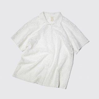 vintage lace h/s shirt