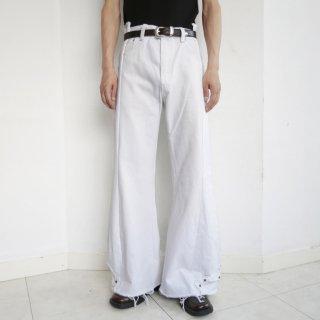 remake upside down jeans