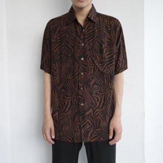 old animal rayon h/s shirt