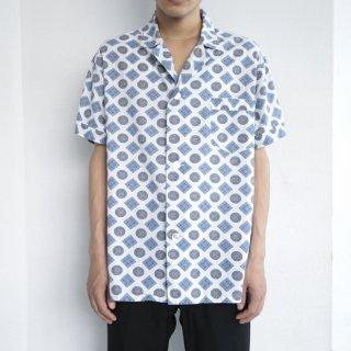 vintage towncraft oriental h/s shirt