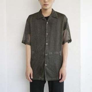 old lace h/s shirt