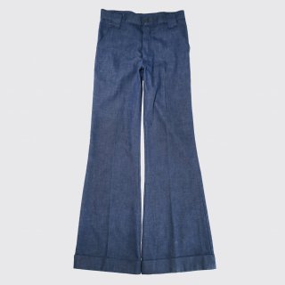 vintage sears flare jeans